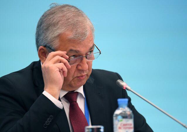 الممثل الخاص للرئيس الروسي إلو سوريا الكسندر لافرينتيف