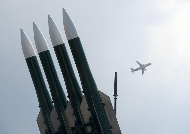 منظومة صواريخ بوك-إم2أ المضادة للأهداف الجوية