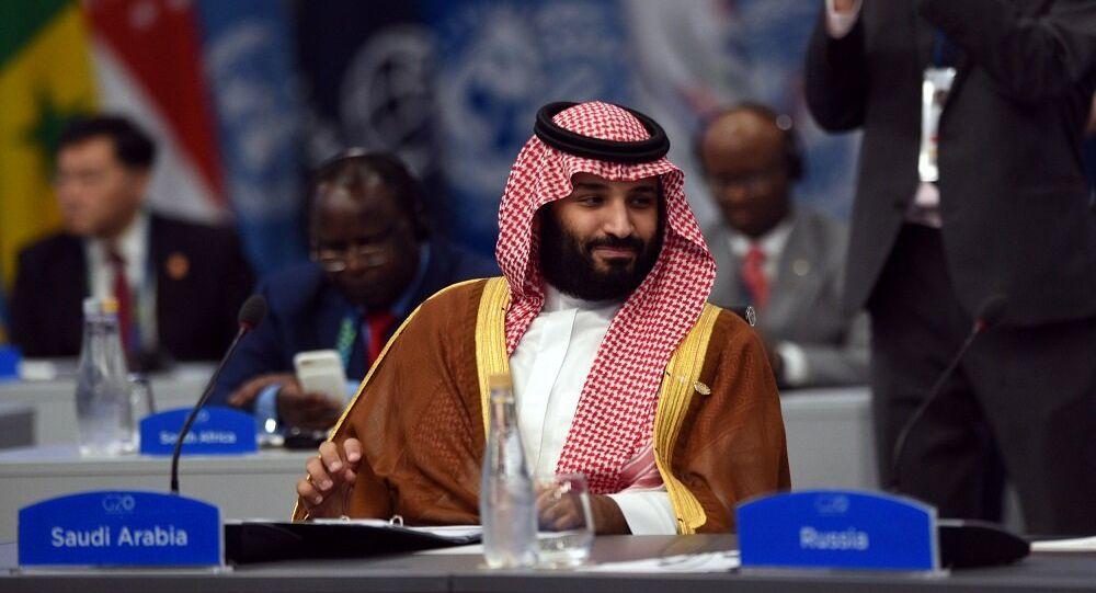 ولي العهد السعودي الأمير محمد بن سلمان أثناء قمة العشرين في الأرجنتين