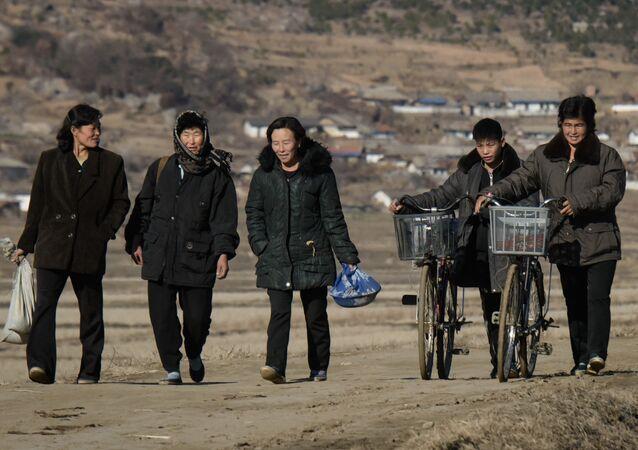 مدينة بيونغيانغ، كوريا الشمالية