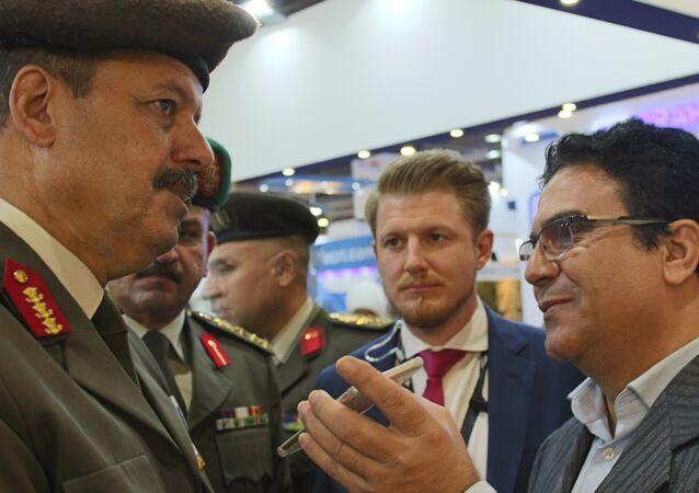 اللواء طارق سعد زغلول رئيس هيئة تسليح القوات المسلحة