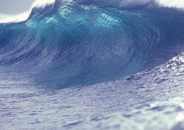 تسونامي موج