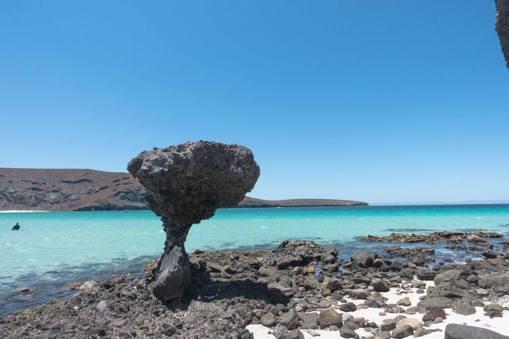 شاطئ بالاندرا، المكسيك