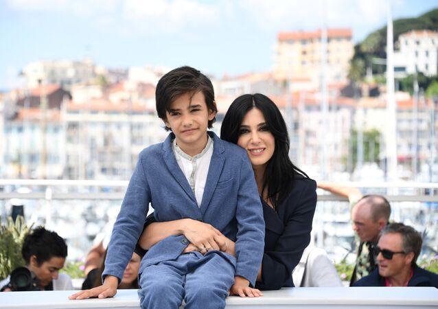المخرجة اللبنانية نادين لبكي