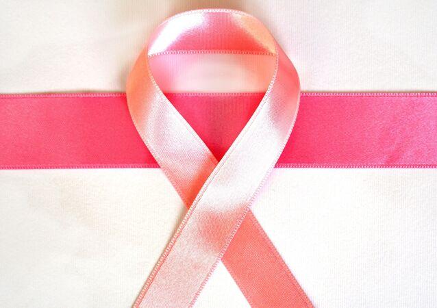 شعار محاربة سرطان الثدي