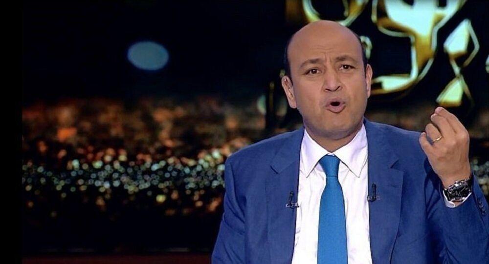 الإعلامي المصري عمرو أديب