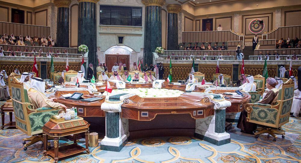 قمة مجلس التعاون الخليجي في الرياض