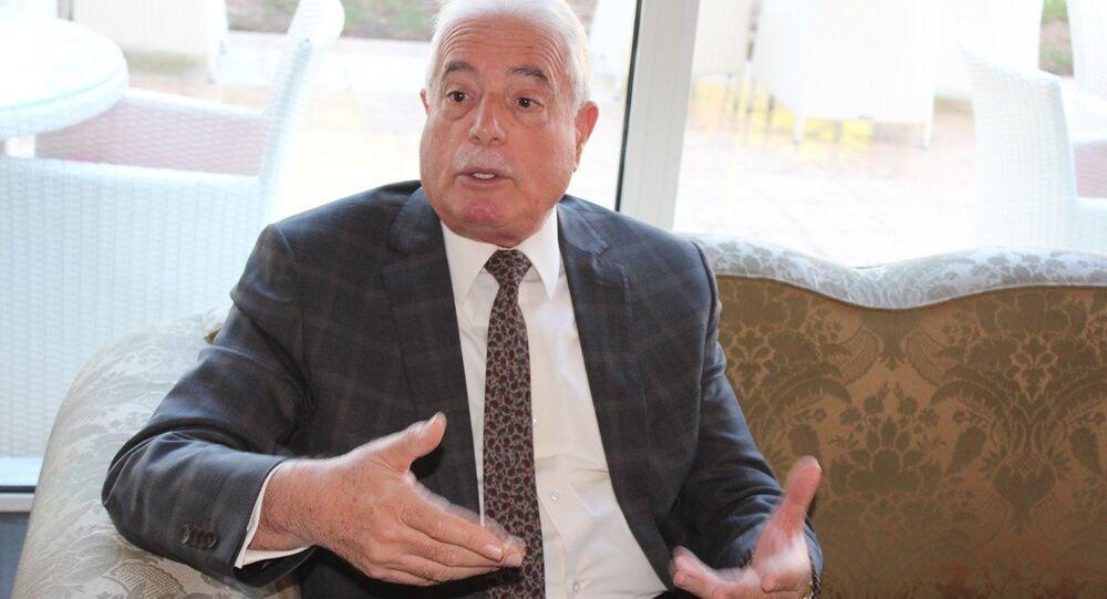 خالد فودة محافظ جنوب سيناء