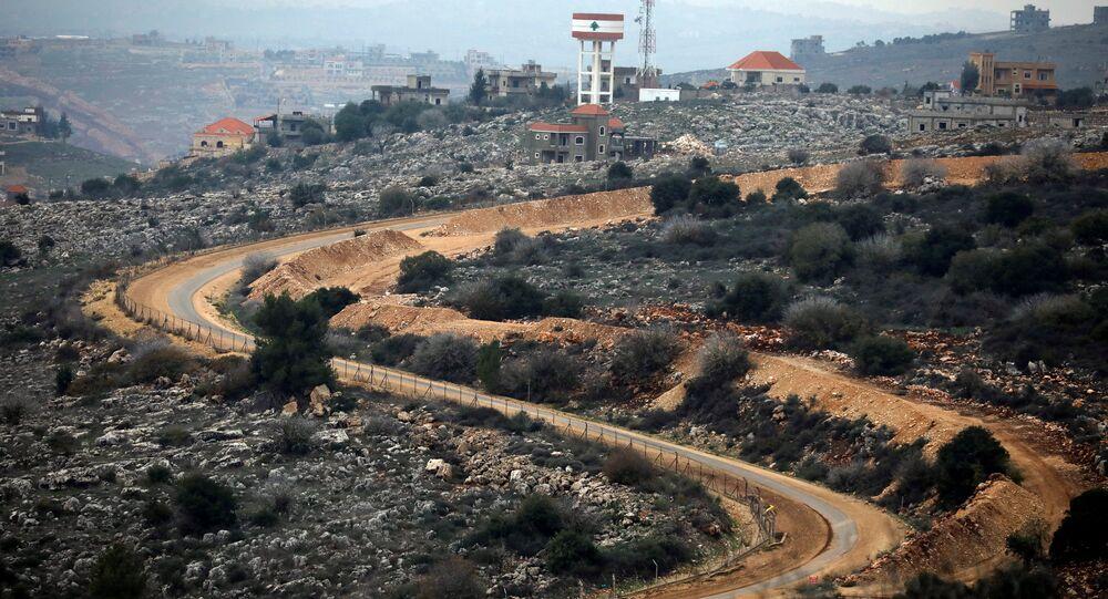 الحدود بين لبنان و إسرائيل، 9 ديسمبر/ كانون الأول 2018