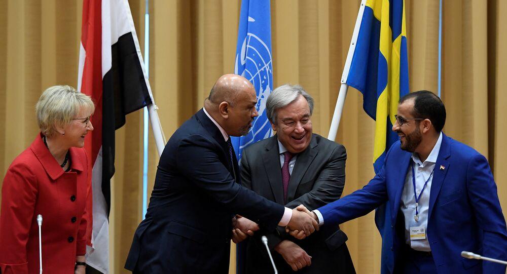 اتفاق بين أنصار الله والحكومة اليمنية