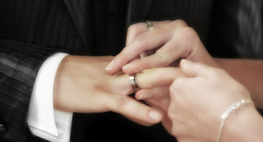 خاتم الزواج