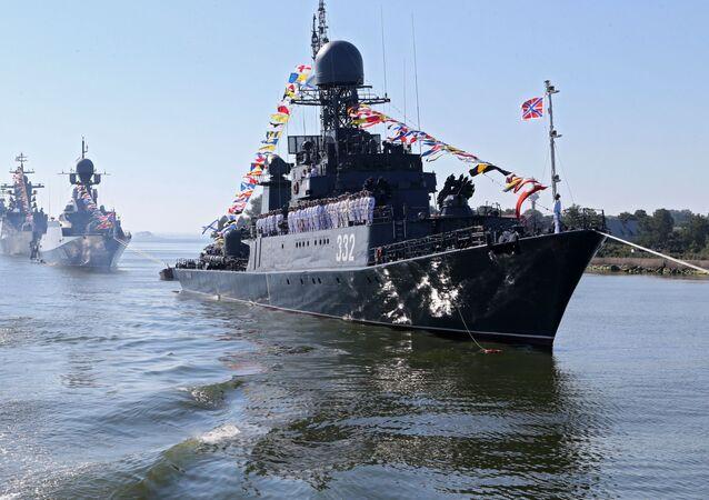 أسطول بحر البلطيق