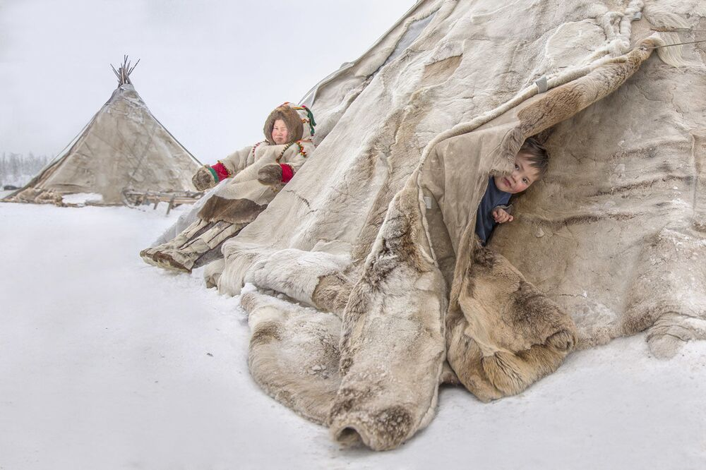 صورة للمصور فلاديمير أليكسييف من روسيا، الفائزة في فئة التصوير ذكر خاص، وجوه، أشخاص، ثقافات