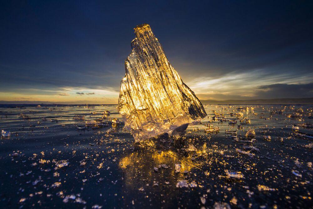 صورة للمصور إدوارد غراهام من الولايات المتحدة الأمريكية، الفائزة في فئة التصوير جمال الضوء في ملف أفضل صورة فردية
