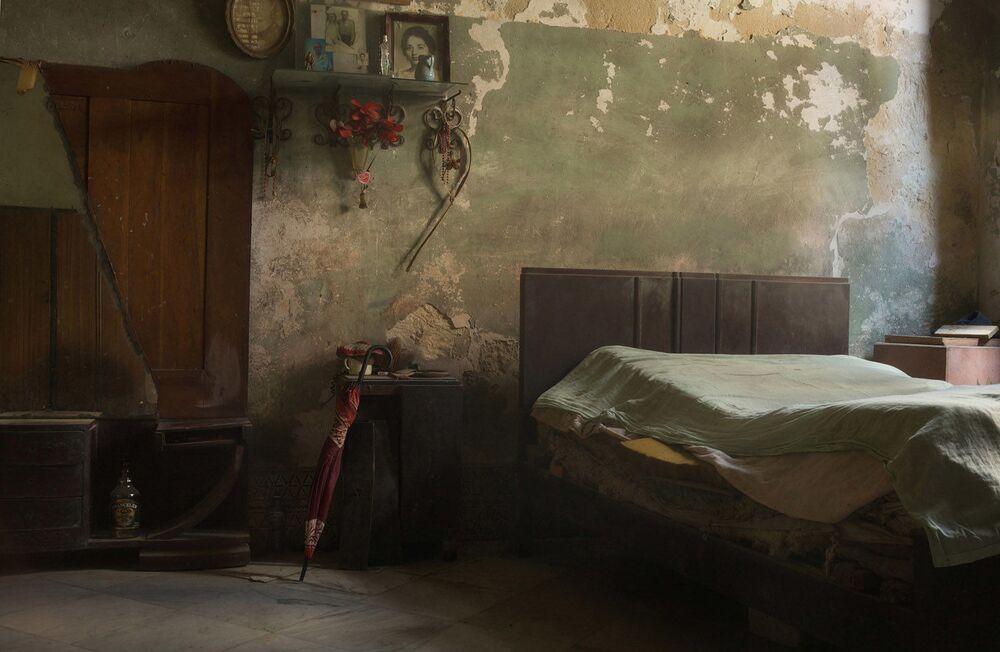 صورة للمصور سايمون موريس من بريطانيا، الفائزة في فئة التصوير صورة فردية - الهدوء