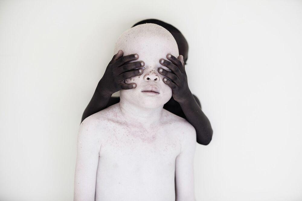 صورة للمصور مارينكا ماسيوس من هولندا، الفائزة في فئة التصوير وجوه، أشخاص، ثقافات