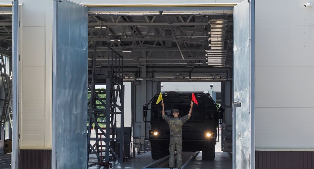 افتتاح ورشة لعمرات منظومات صواريخ إسكندر