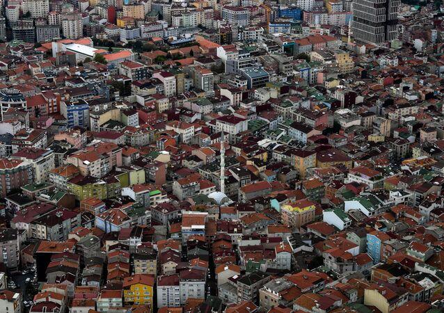 مدينة اسطنبول، تركيا