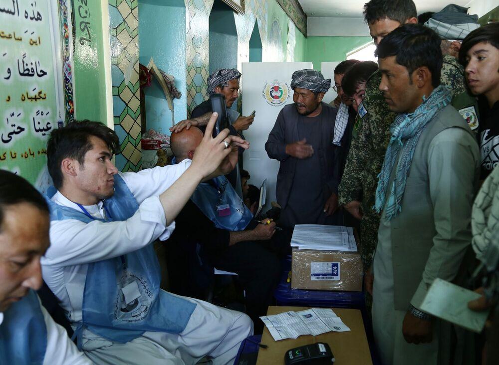 الانتخابات في كابول، أفغانستان