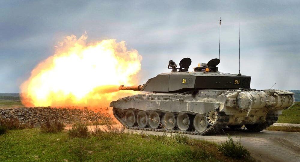 دبابة تشالنجر 2