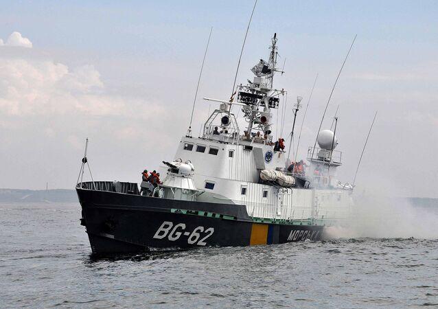 سفينة أوكرانية