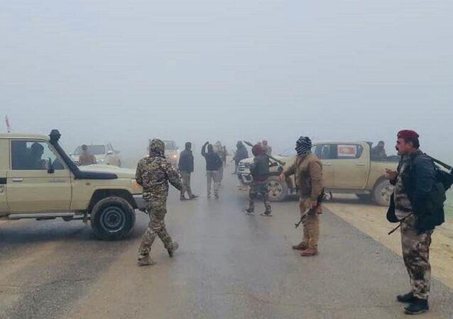 قوات حماية ايزيدخان الايزيديين