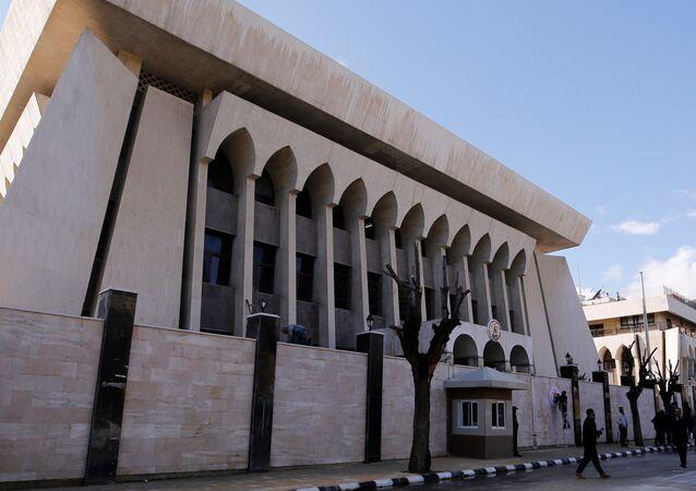 السفارة الإماراتية في دمشق