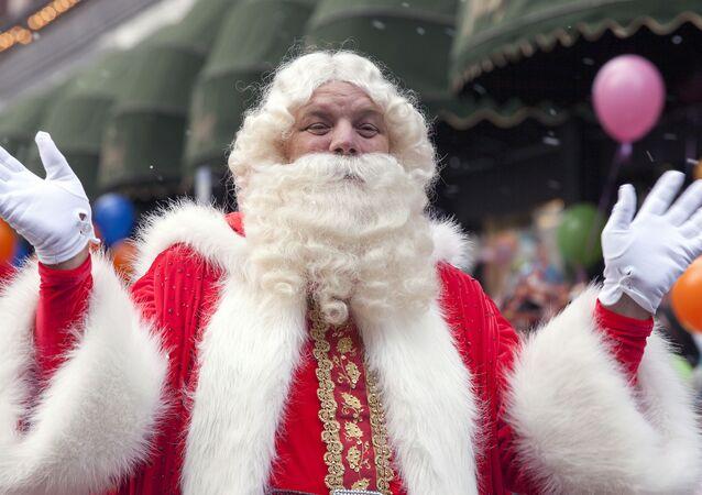 بابا نويل بريطاني
