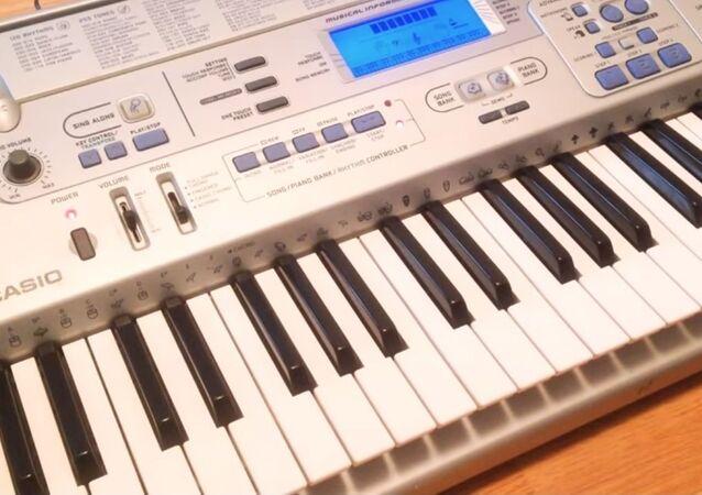 مدون يحول اليقطين إلى آلات موسيقية