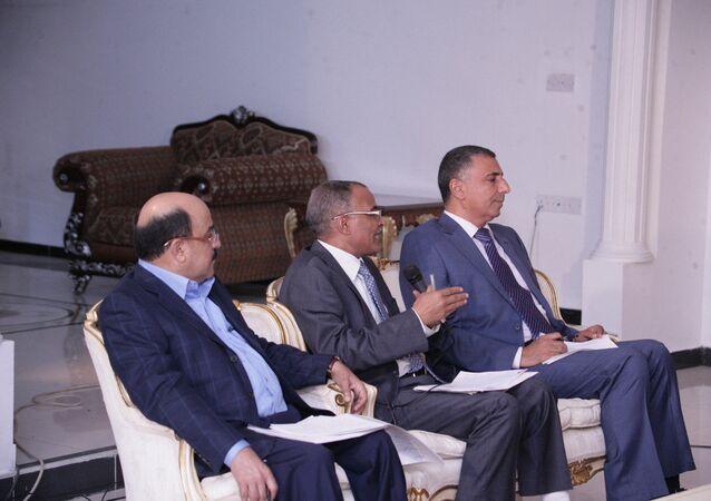 أحمد الصوفي، السكرتير الصحفي للرئيس اليمني علي عبد الله صالح