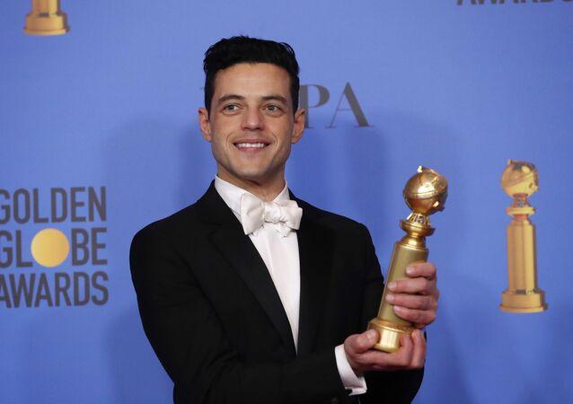 جوائز غولدن غلوب 2019 - رامي مالك