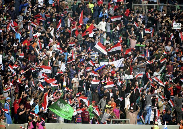 جماهير العراق