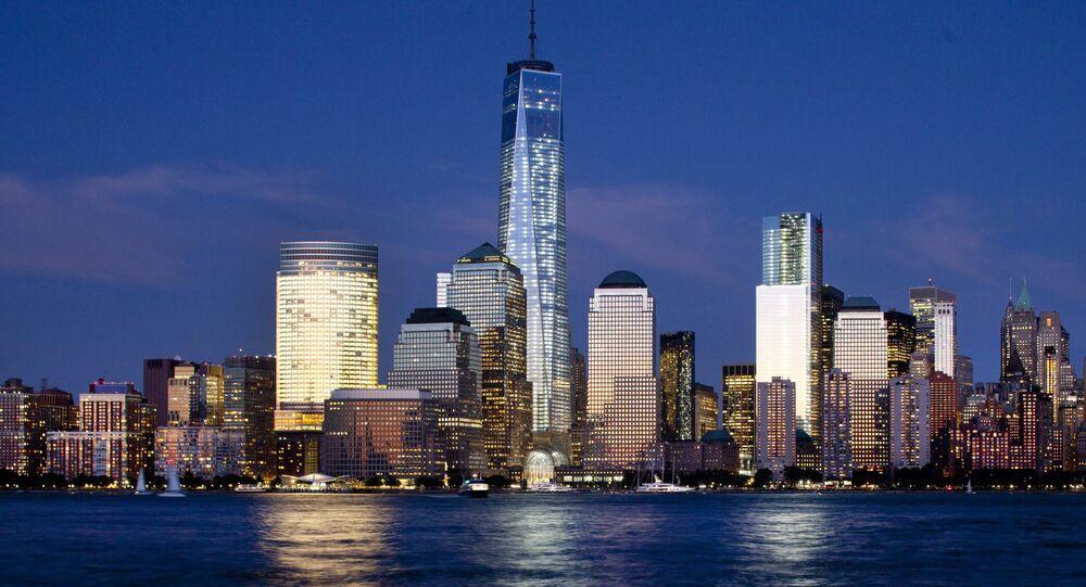 ناطحات سحاب نيويورك
