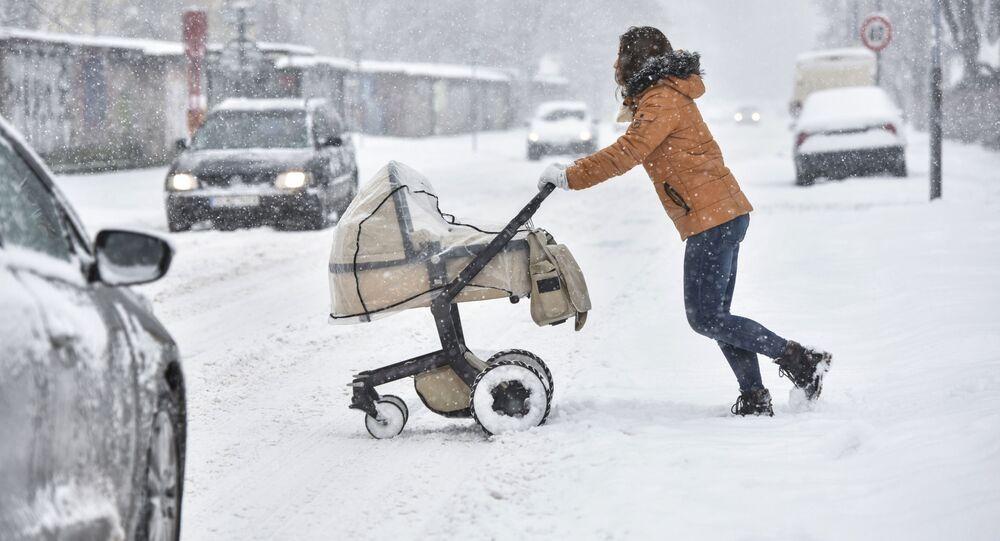 فصل الشتاء حول العالم - سلوفاكيا، 5 يناير/ كانون الثاني 2019