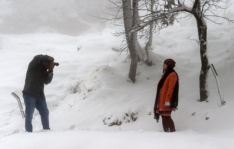 فصل الشتاء حول العالم - باكستان، 5 يناير/ كانون الثاني 2019