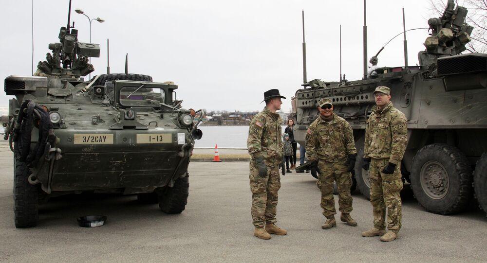 عسكريون أمريكيون