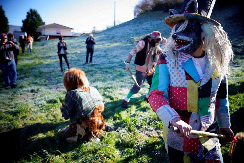 المهرجان الشتوي لا فيخانيرا في إسبانيا