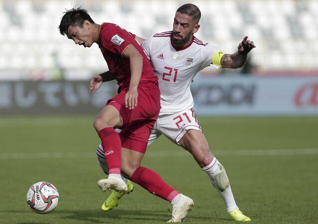 مباراة إيران وفيتنام كأس آسيا