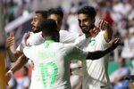 مباراة منتخب السعودية ومنتخب لبنان كأس آسيا 2019