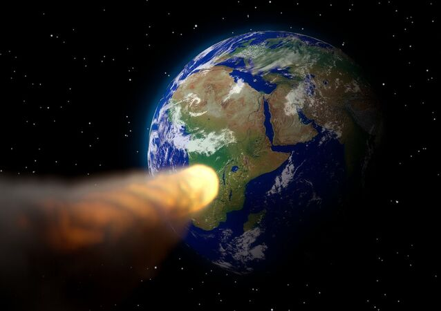 كويكب يقترب من الأرض