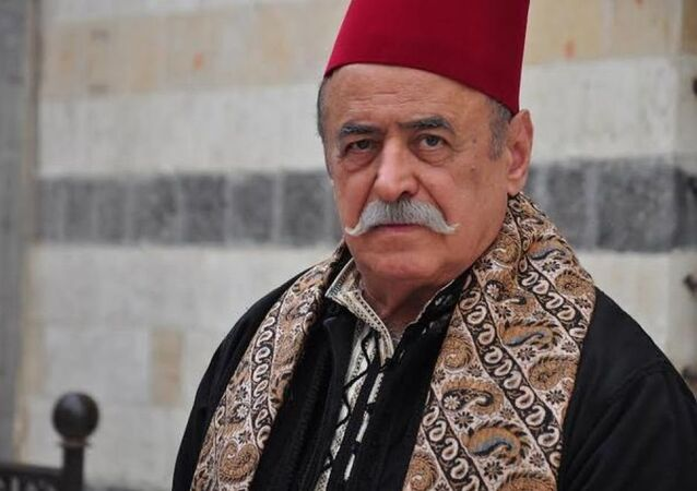 الفنان السوري أسعد فضة