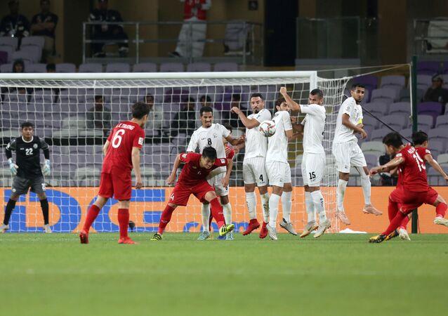 مباراة اليمن وفيتنام في كأس آسيا 2019