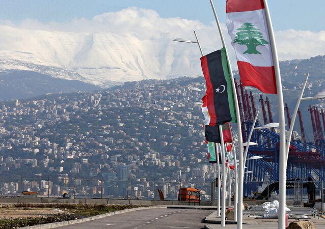 القمة الاقتصادية العربية في بيروت، لبنان 15 يناير/ كانون الثاني 2019