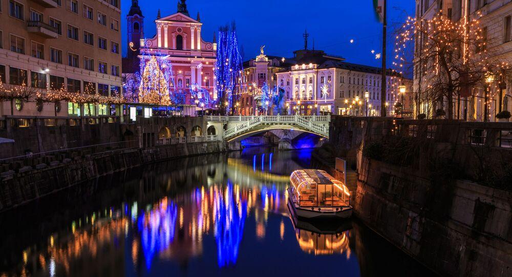 مدينة ليوبليانا، سلوفينيا