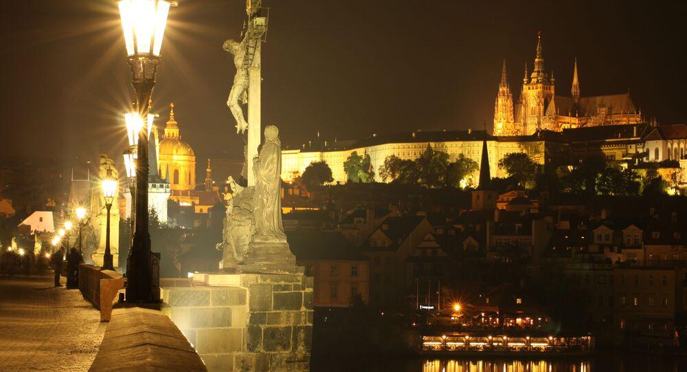 مدينة براغ، التشيك