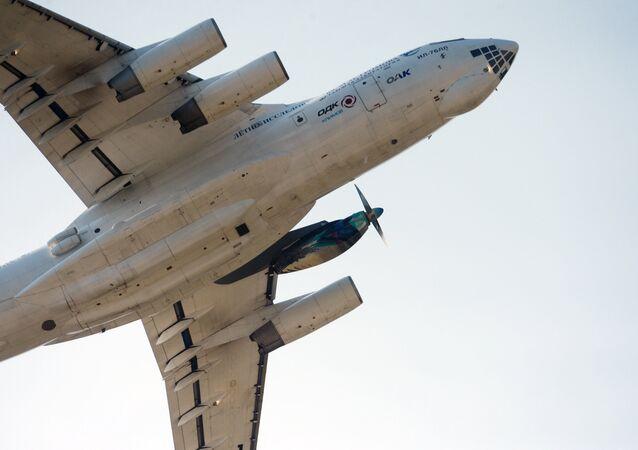 طائرة من عائلة طائرات إيليوشين (إيل)