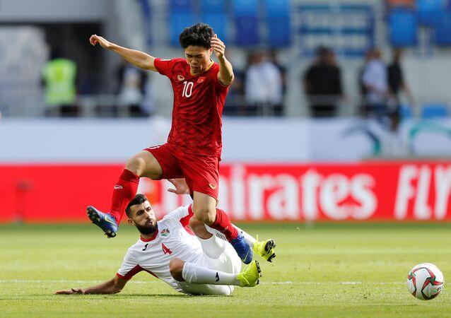 مباراة الأردن وفيتنام في كأس آسيا 2019