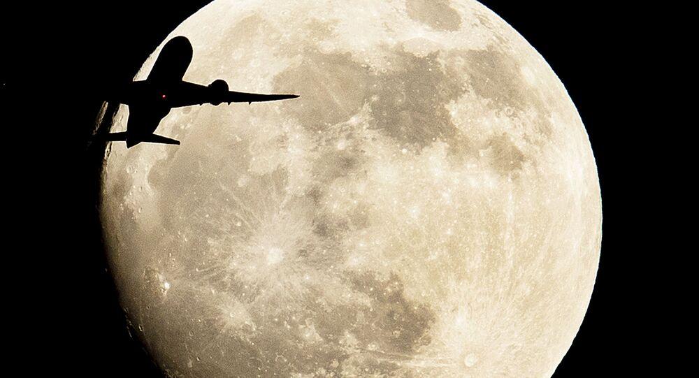 ظاهرة خسوف القمر 21 يناير/ كانون الثاني 2019 - القمر الدموي - ألمانيا