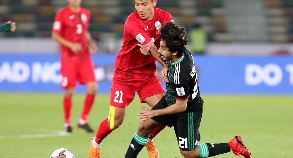 الإمارات قيرغيزستان
