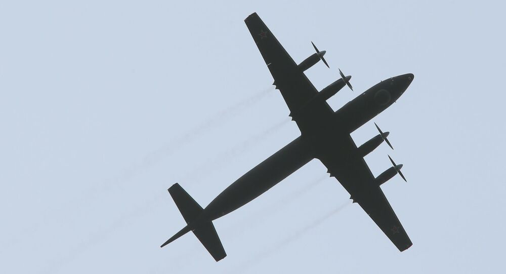 طائرة إيل-38إن